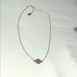 """James Avery """"M"""" initial necklace"""